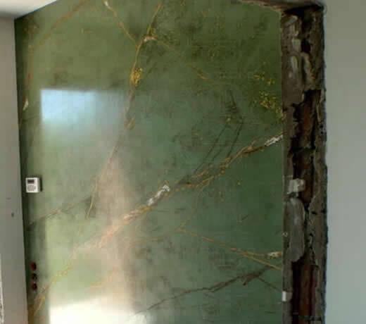 Stucco Venetie olif goud