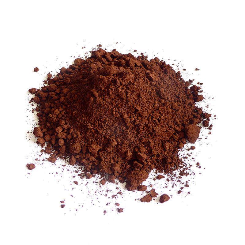 Ijzeroxide-bruin-Pigment