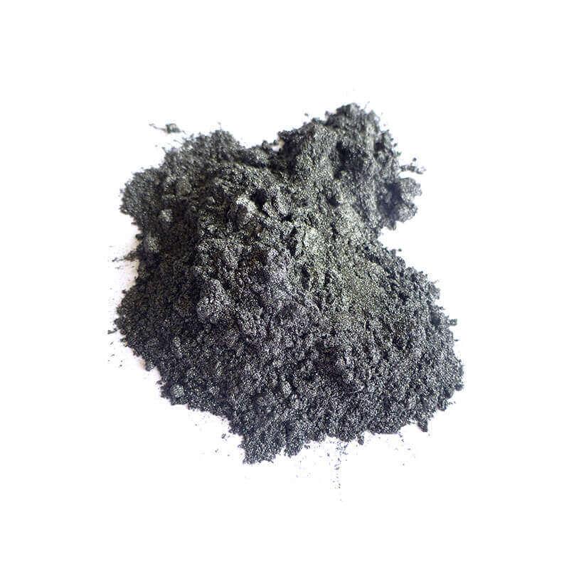 Grapit-zilverpoeder