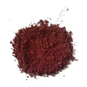 ijzeroxyidrood-donker-Pigmente