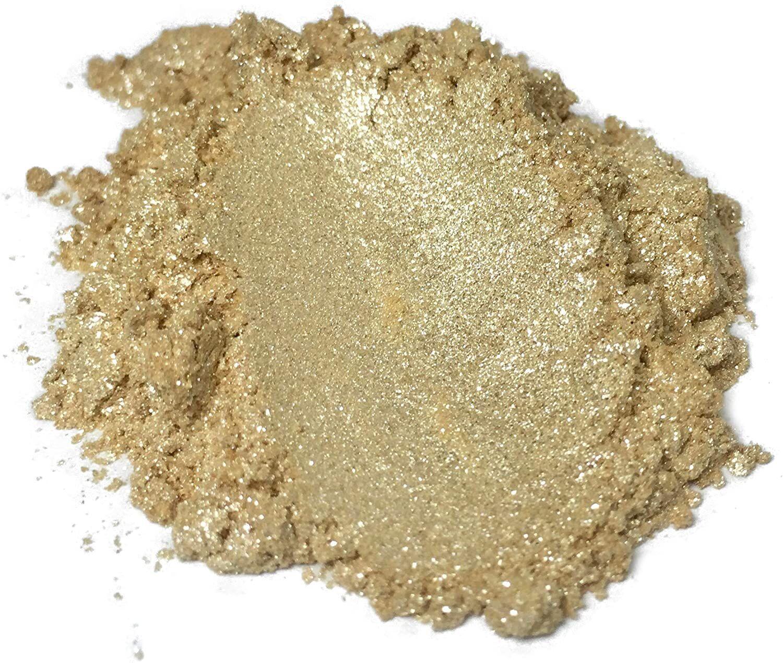 Goud pigment poeder